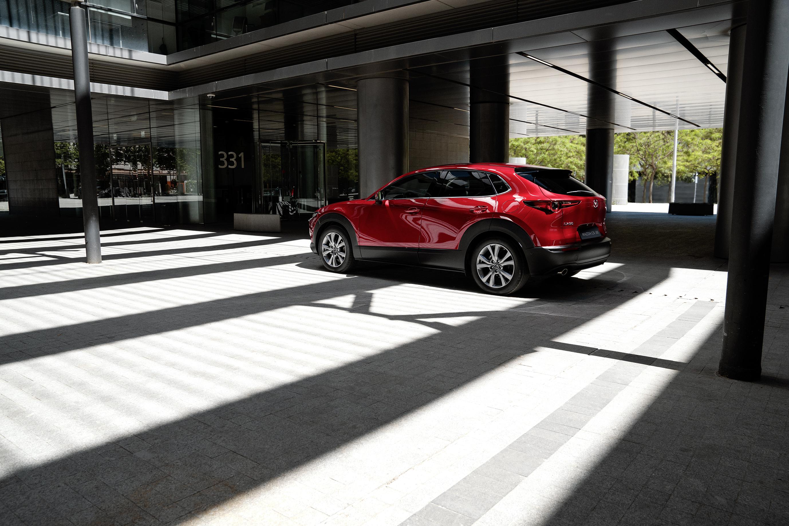 2019-CX-30-All-New-Mazda-CX-30-Launch-campaign-Still-Asset-Life-with-Creativity-DSA6168-01
