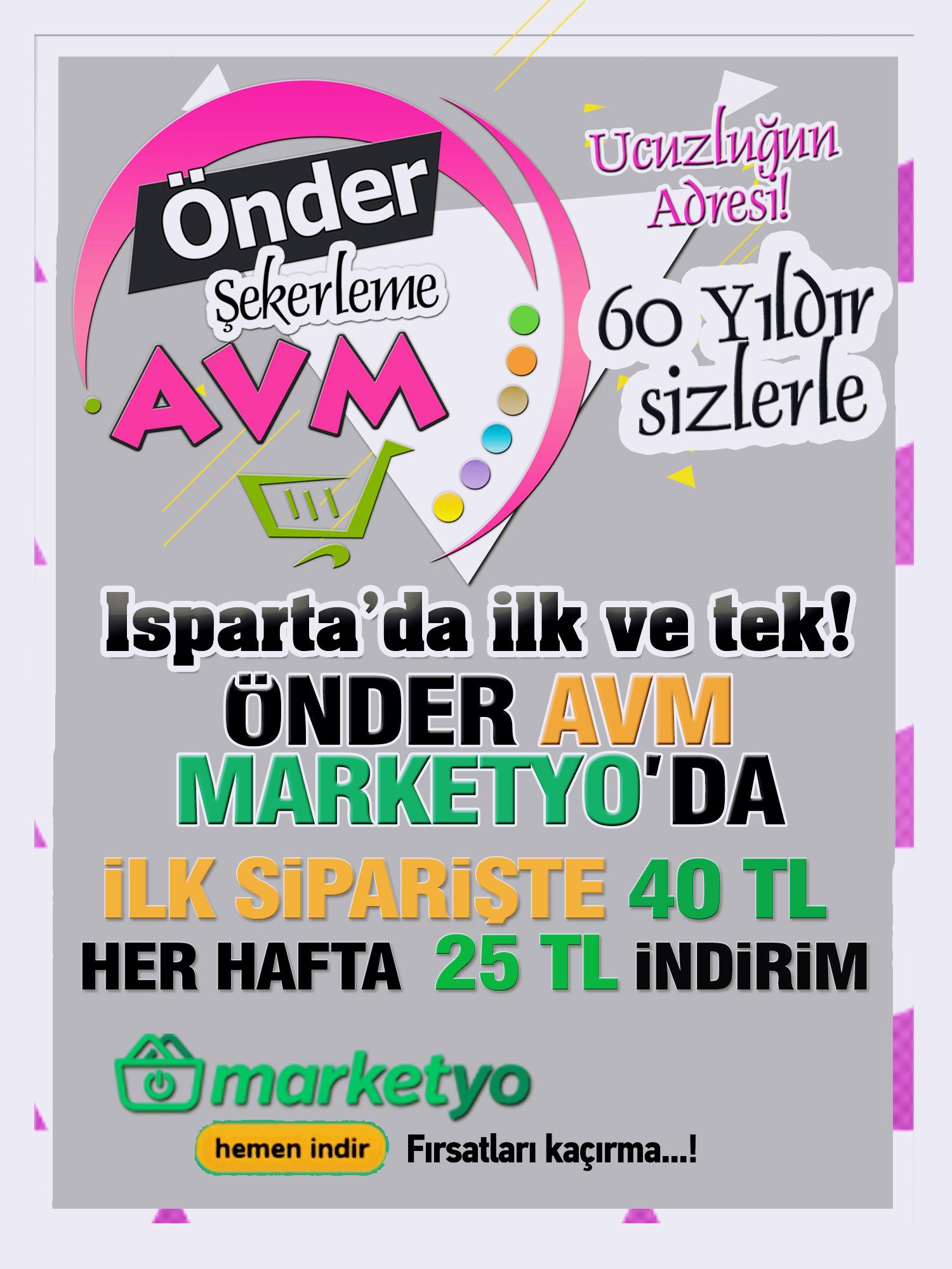 ISPARTA online avm