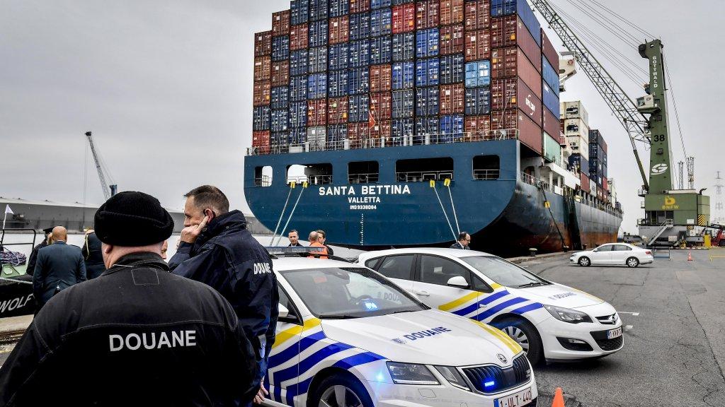 ISPORUKA IZ PARAGVAJA! U Njemačkoj i Belgiji zaplijenjeno više od 23 tone kokaina