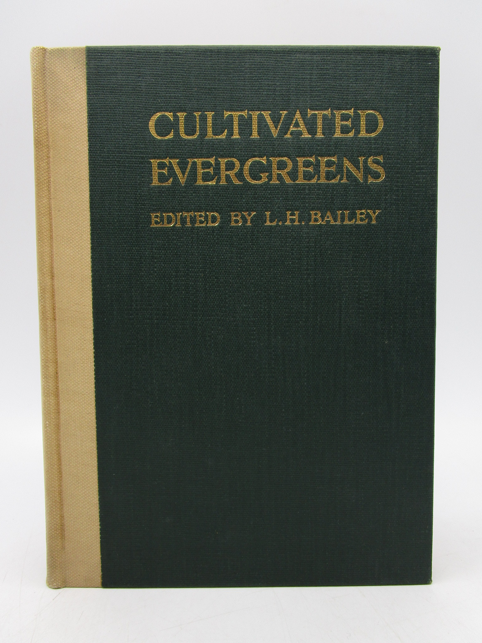 Image for Cultivated Evergreens