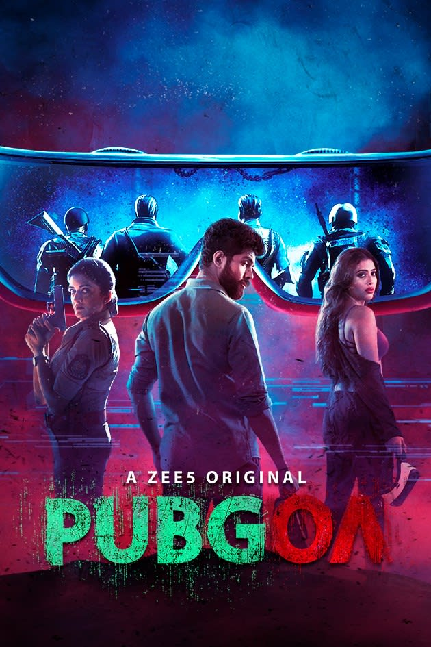 Pubgoa 2020 S01 Tamil Complete Zee5 Web Series 700MB HDRip Download