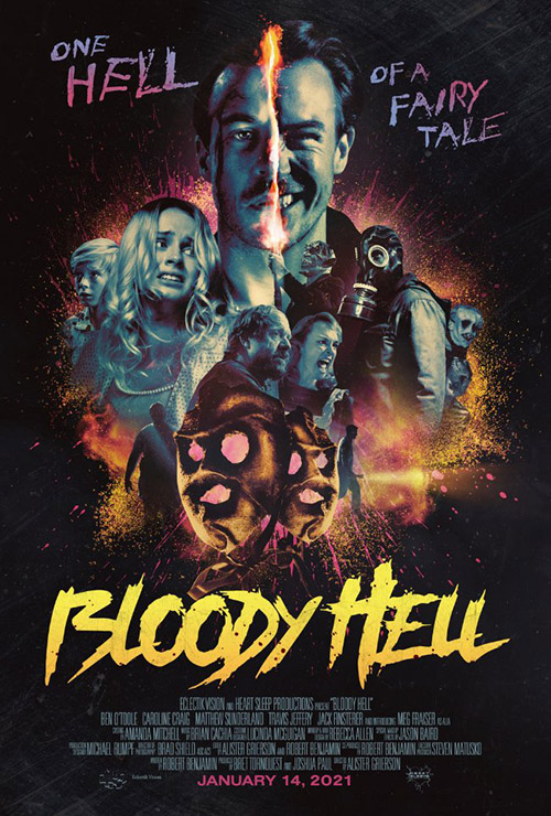 Bloody Hell | 2020 | m720p - m1080p | WEB-DL | Türkçe Altyazılı | Tek Link