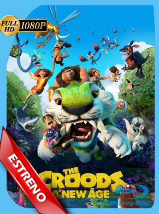 Los Croods 2: Una Nueva Era (2020) WEB-DL [1080p] Latino [GoogleDrive] [zgnrips]