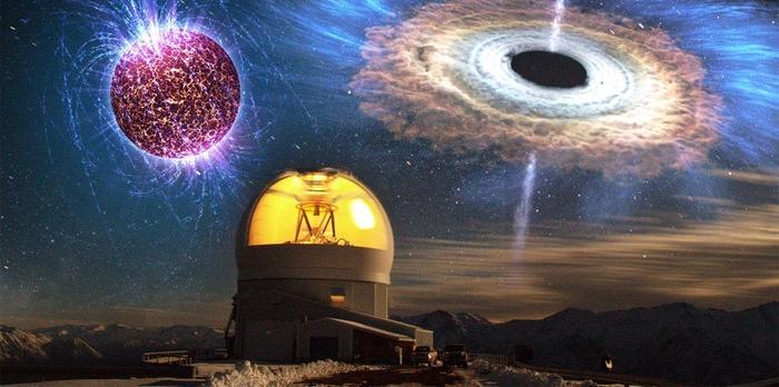 Астрономы продолжают ломать головы над мощным взрывом в далекой галактике
