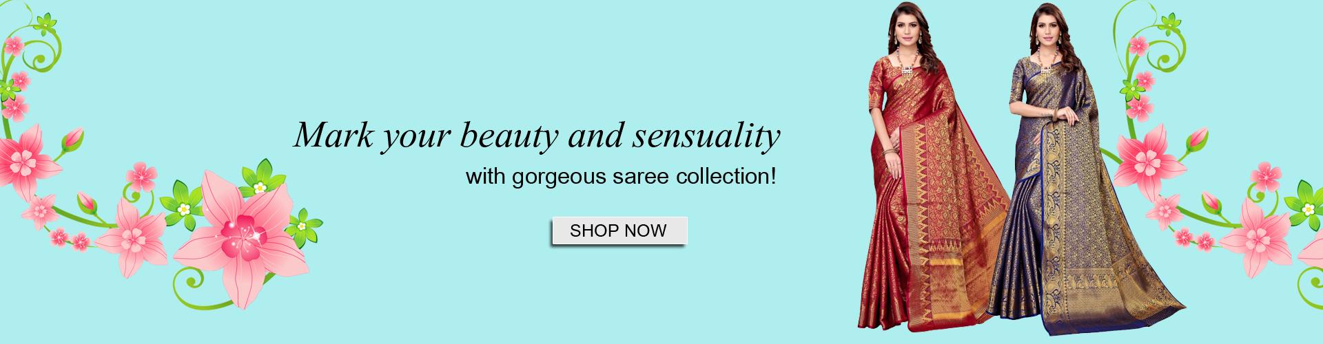 Summer Saree Collection