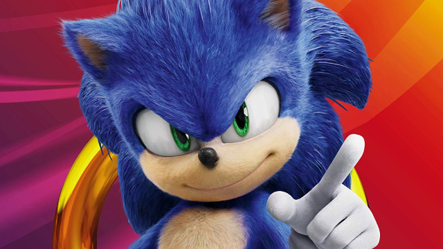 New Tv Spot Features A Bit Of New Footage From The Upcoming Sonic The Hedgehog Movie