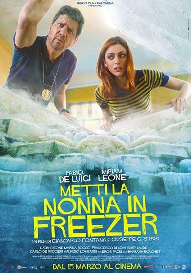 Babcia w zamrażarce / Metti la nonna in freezer (2018) PL.BDRip.XviD-KiT | Lektor PL