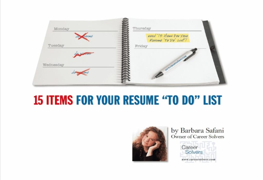 Interest Job Seeker Business Career Management