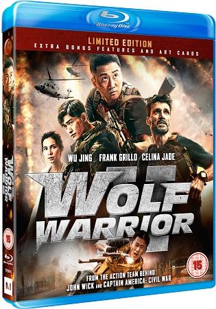 Wolf Warrior 2 (2017) .mkv FullHD Untouched 1080p DTS-HD MA AC3 iTA CHi AVC - DDN