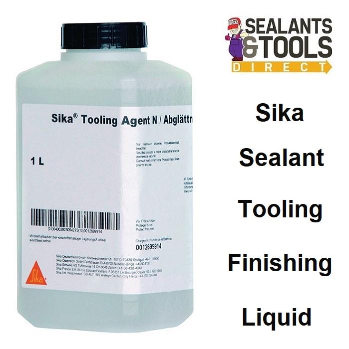 Sika Silicone & Sealant Tooling Liquid Finishing Smoothing Agent