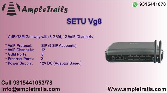 SETU-VG8