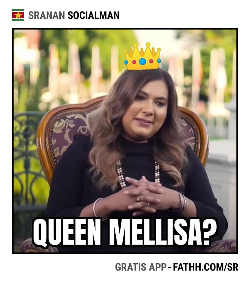 Sranan Socialman : Queen Mellisa