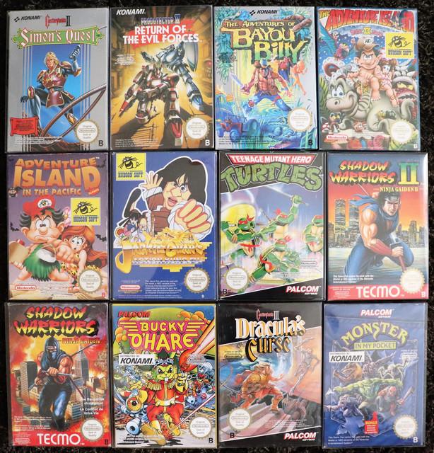 Vente Collection Nintendo NES PAL B et FRA, du très lourd ! IMG-0543-2