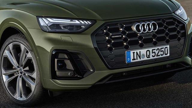 Audi Q5 II Restyling (2020) 33