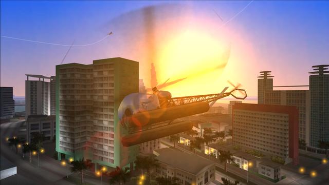 Seasparrow flying