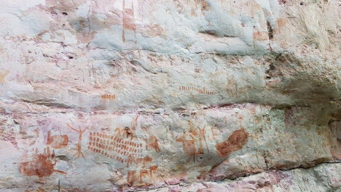 amazon-umjetnost-stijene-drevni-prizor-JOSEIRIARTE2