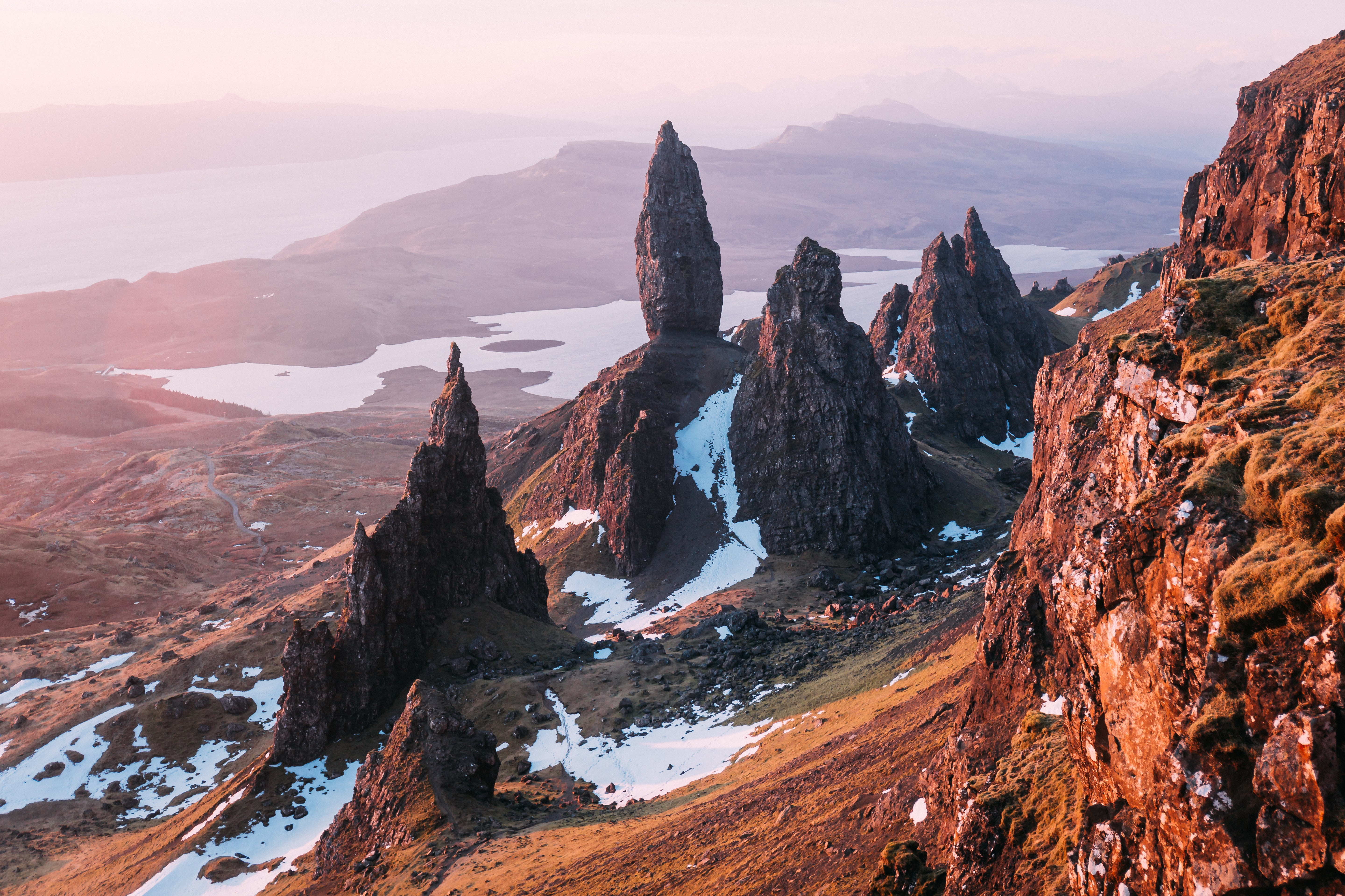 The Old Man of Storr, Isle of Skye by Connor Mollison on Unsplash