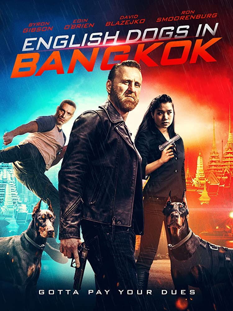 English Dogs in Bangkok 2020 Dual Audio 720p HDRip 950MB | 300MB Download