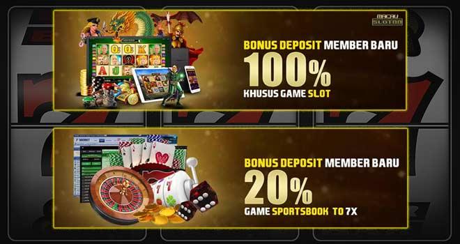 Slot Bonus 100