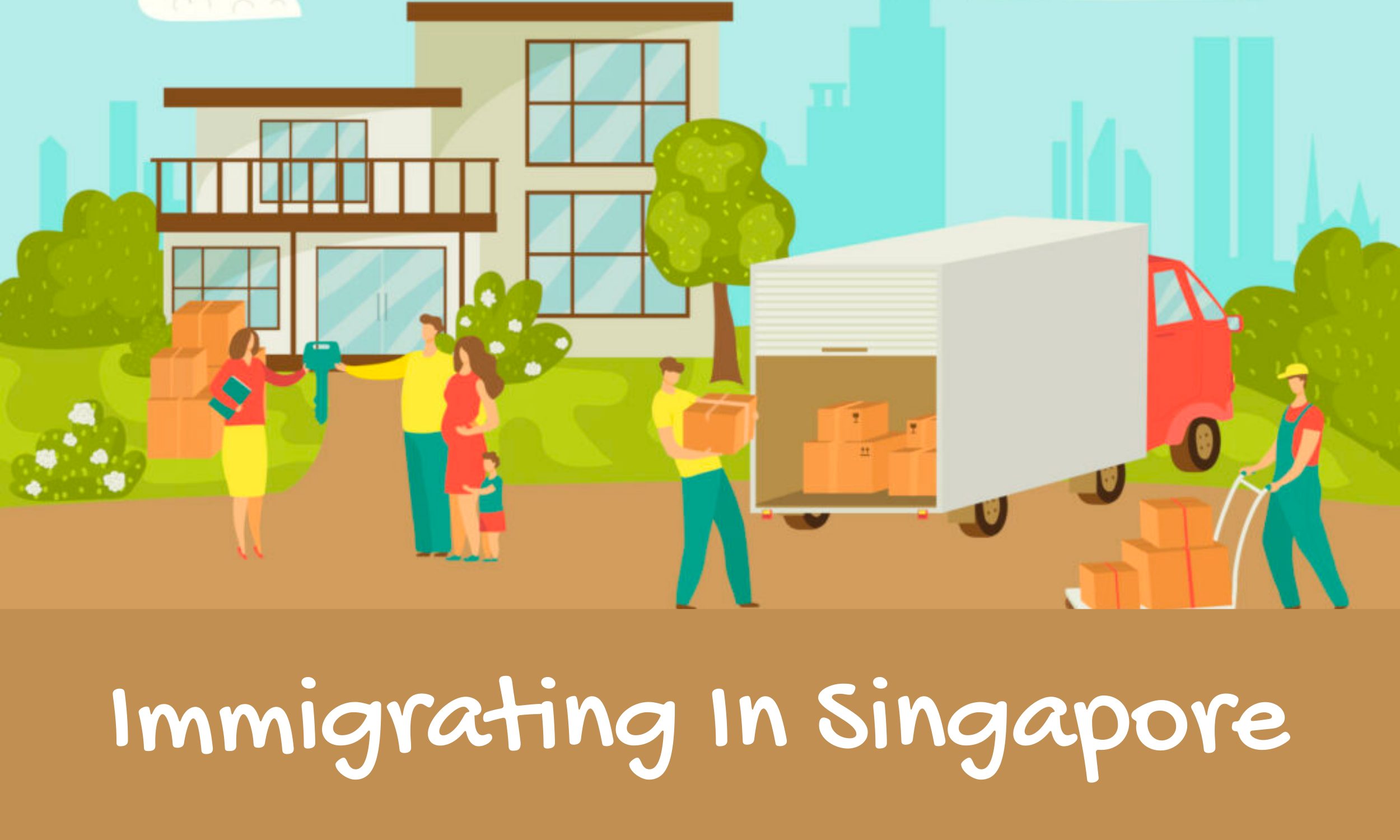Immigrating-In-Singapore