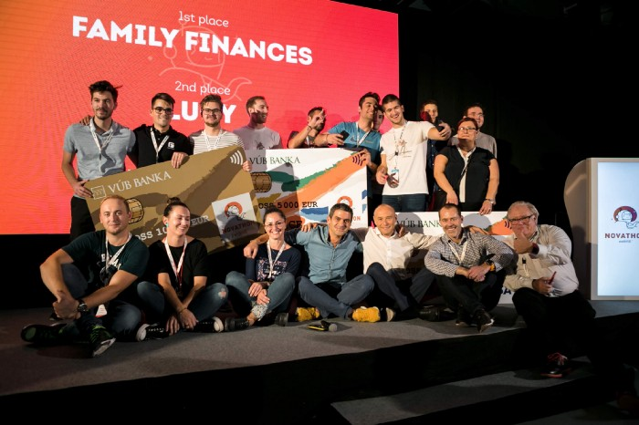 Family Finances participating in various hackathons