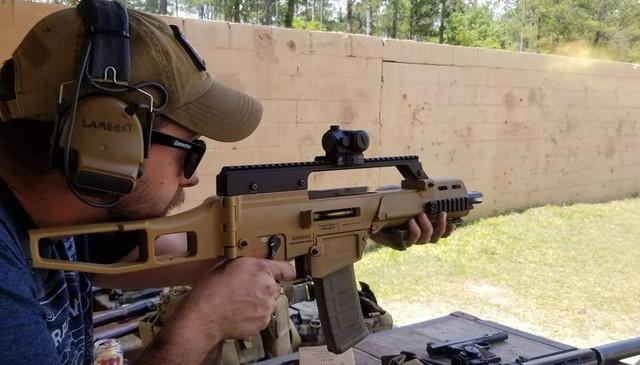 Tommy Built Tactical T36CP (H&K G36C clone) - AR15 COM