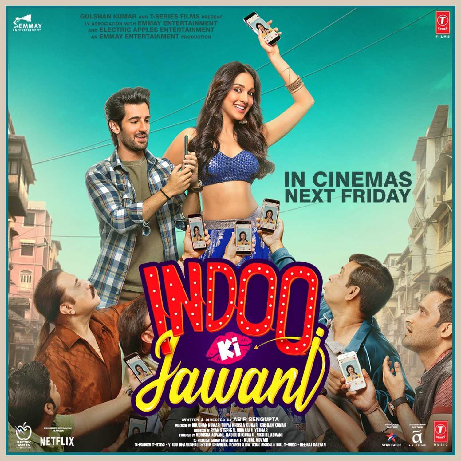 Indoo Ki Jawani (2020) Hindi 480p WEB-DL x264 AAC 300MB ESub