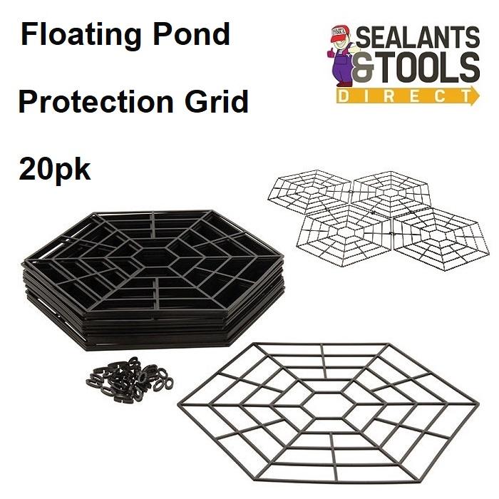 Fixman-Floating-Pond-Protection-Grid-462043