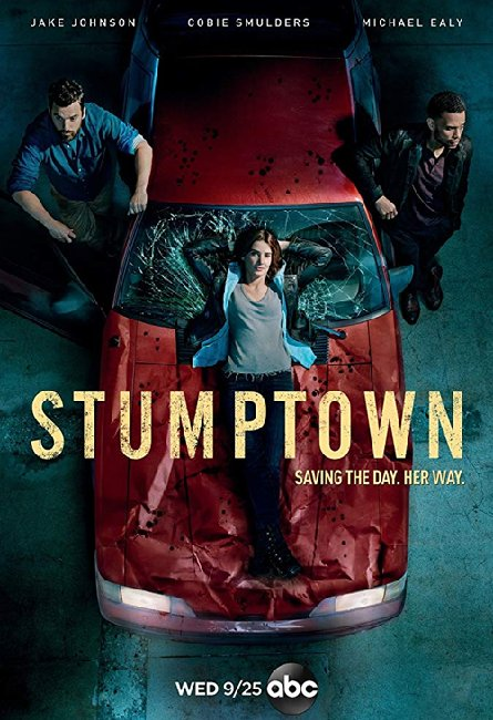 Stumptown (2019) {Sezon 1} PL.S01.480p.AMZN.WEB-DL.XviD-J / Lektor PL