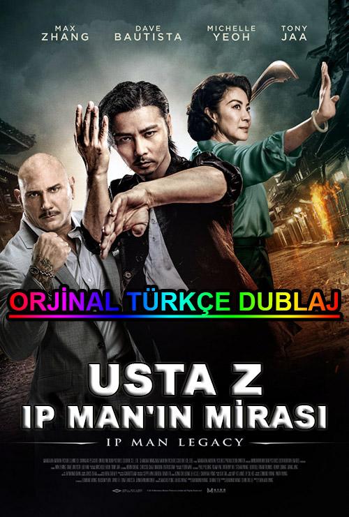 Usta Z: Ip Man'in Mirası | 2018 | BDRip | XviD | Türkçe Dublaj | m720p - m1080p | BluRay | Dual | TR-EN | Tek Link