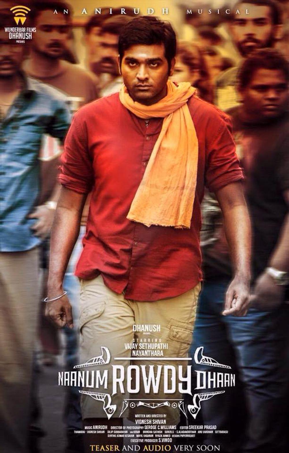 Naanum Rowdy Thaan (2020) Hindi Dubbed Movie 720p HDRip AAC