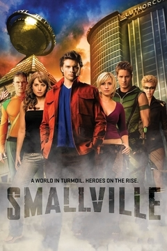 Watch The Big Bang Theory Online smallville