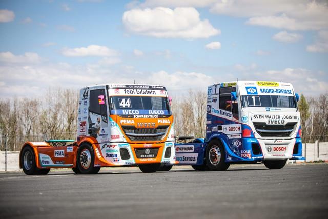 FIA European Truck Racing Championship v1.0.1 (xatab)
