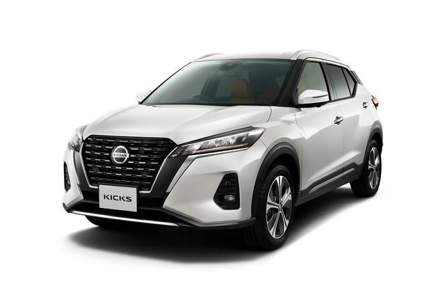Technologie De L'année Pour Nissan Au Japon Avec La Motorisation e-POWER  201118-02-009-source