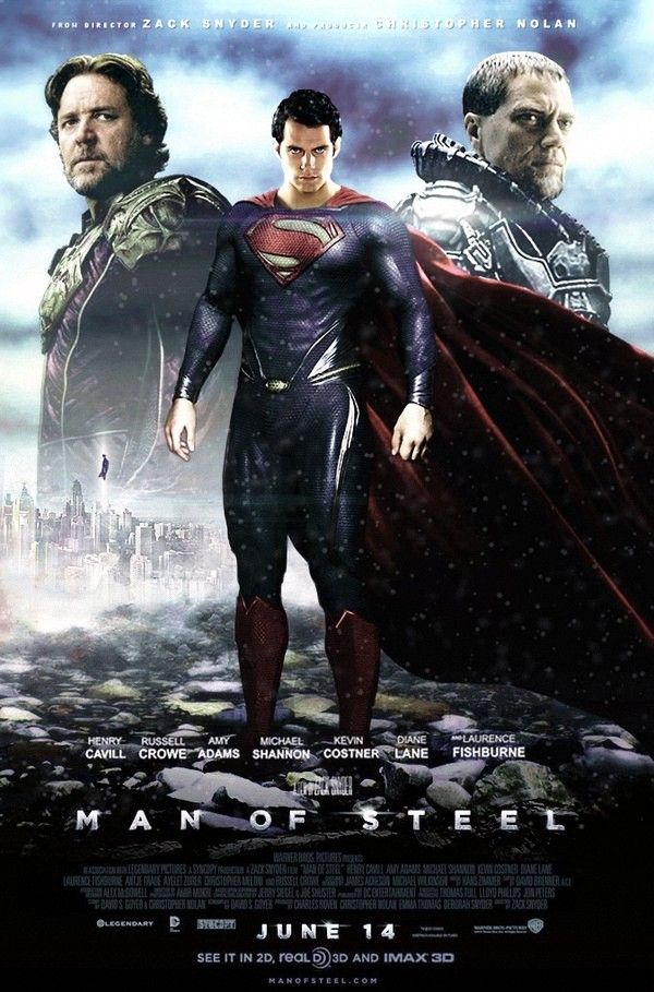 Man Of Steel (2013) Dual Audio Movie 720p