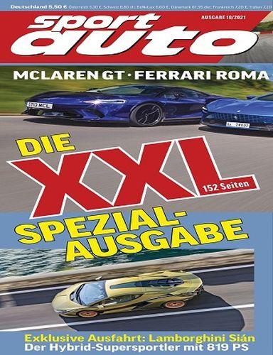 Cover: Sport Auto Magazin Xxl Spezial No 10 Oktober 2021