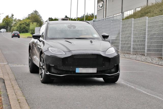 2019 - [Aston Martin] DBX - Page 10 522-CD40-D-95-B4-44-CF-BD2-B-EA7-C07870493