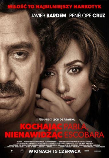 Kochając Pabla, nienawidząc Escobara / Loving Pablo (2017) PL.BRRip.XviD-GR4PE | Lektor PL