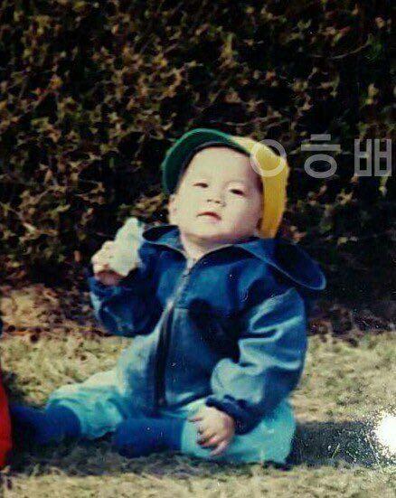 Ong Seung Wu kecil