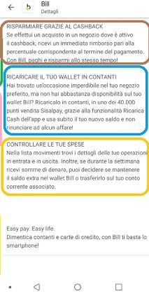 Bill SisalPay Bill (App italiana di SisalPay) €5,00 subito + €5,00 se invitato + €5,00 ogni invito [scadenza 31/07/2021] - Pagina 3 0-Guida-Bill-3