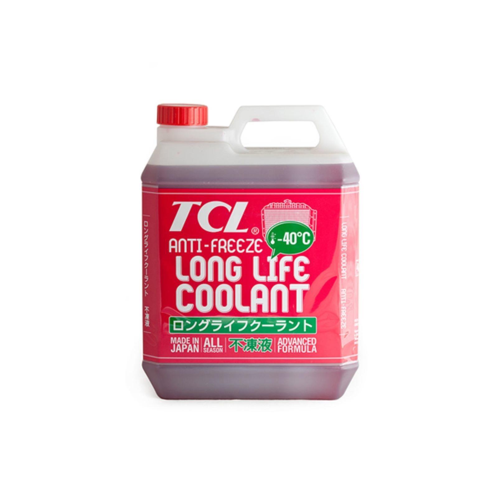 Антифриз TCL-40C Red 4л