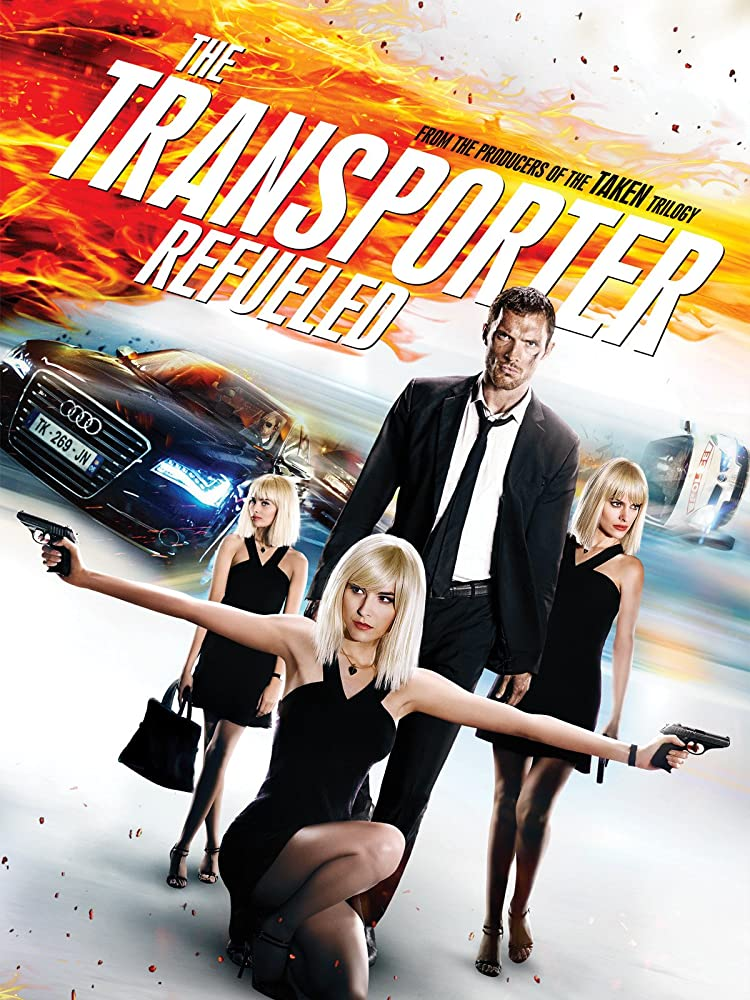 The Transporter Refueled 2015 Hindi Dual Audio 720p BluRay ESubs 700MB | 350MB Download