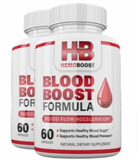 Hemo-Boost-Blood-Boost-Formula-Reviews