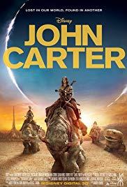 John Carter BluRay Dual Audio Movie 720p