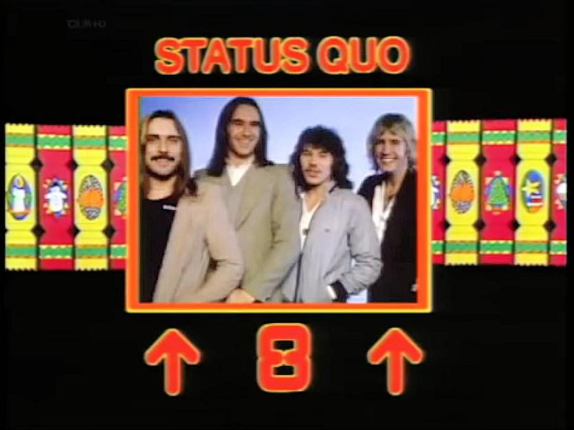 Status Quo - Top Of The Pops 1981