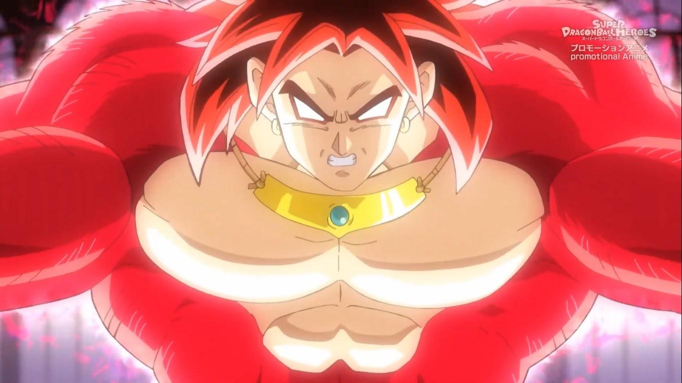 Dragon Ball Heroes Seaosn 2 Episode 11 Subtitle Indonesia