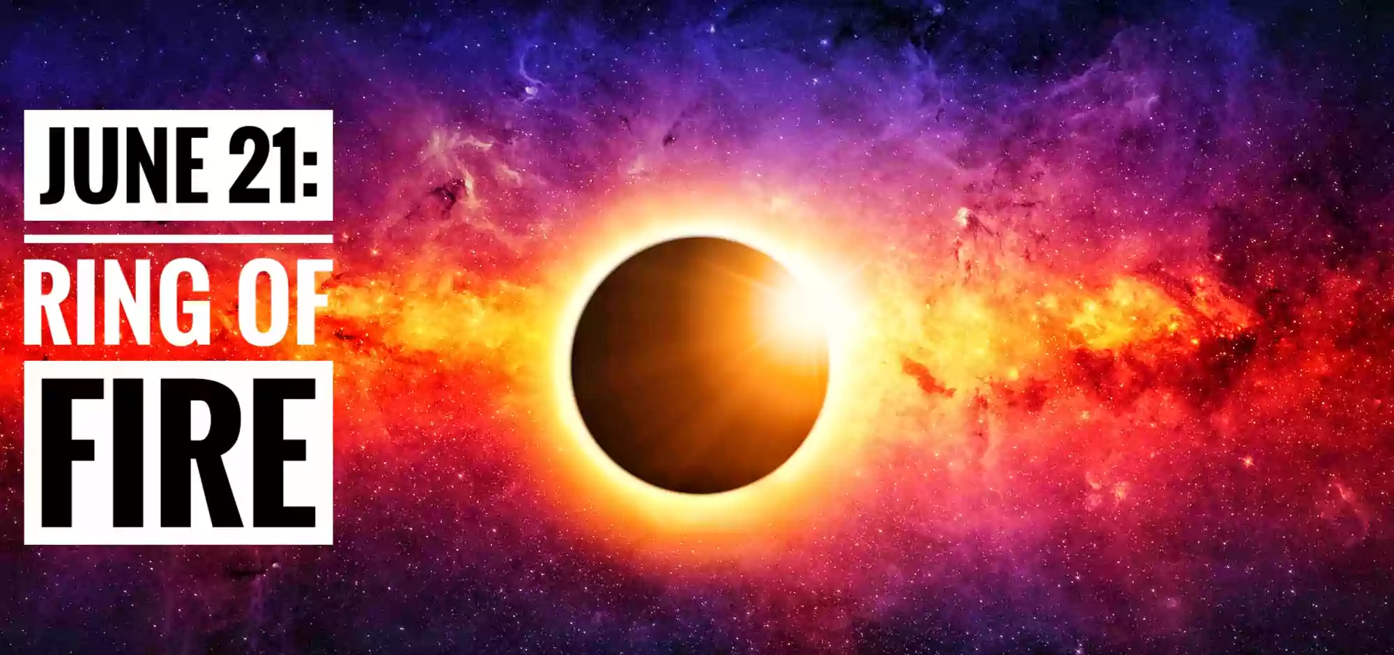 Ring of Fire: Special Annular Solar eclipse will occur on June 21, 2020,