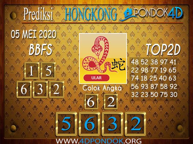 Prediksi Togel HONGKONG PONDOK4D 05 MEI 2020