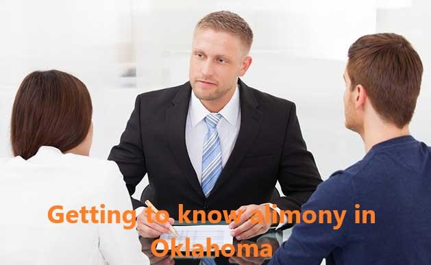 alimony in Oklahoma