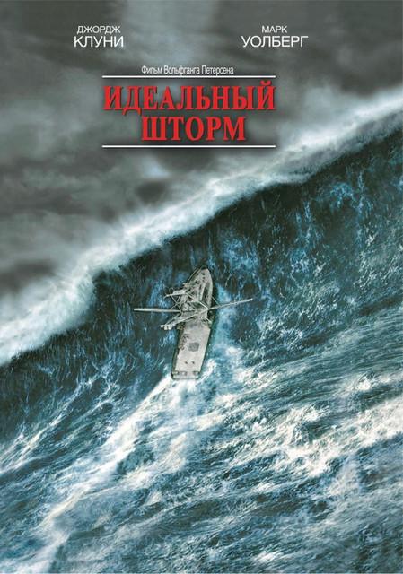 Смотреть Идеальный шторм / The Perfect Storm Онлайн бесплатно - Волны Атлантики вздымаются на 100-футовую высоту. Завывающий ветер невиданной силы....